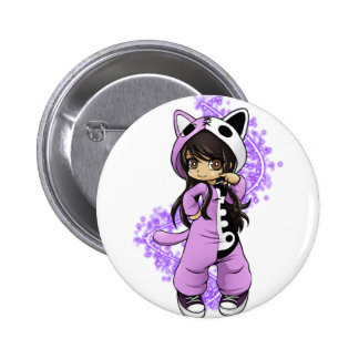 Aphmau Official Limited Edition 6 Cm Round Badge