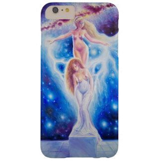 Aphrodite and Galatea Barely There iPhone 6 Plus Case