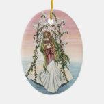Aphrodite Christmas Ornament