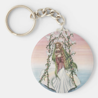 Aphrodite Key Ring