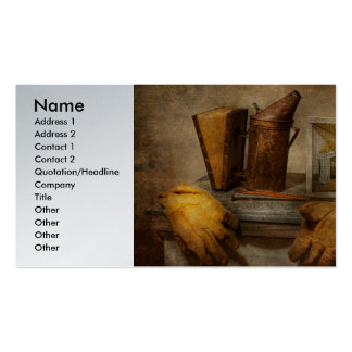 Apiary - The Beekeeper Business Card Template