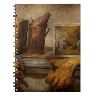 Apiary - The Beekeeper Notebooks