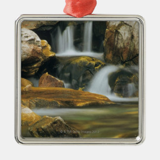 Apikuni Falls in Glacier National Park, Montana Christmas Ornament