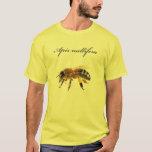 Apis Mellifera Honey Bee Beekeeping T-Shirt