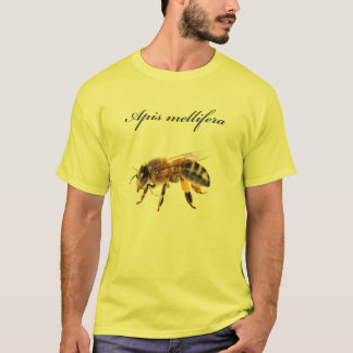Apis Mellifera Honey Bee Beekeeping T-Shirt