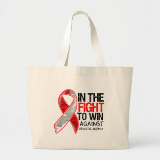 Aplastic Anemia - Fight To Win Tote Bag