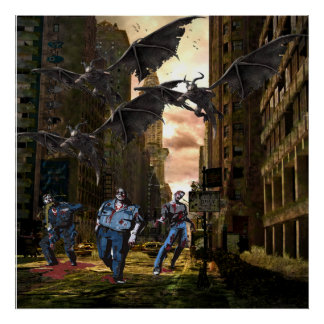 Apocalypse: Future World End Large Poster