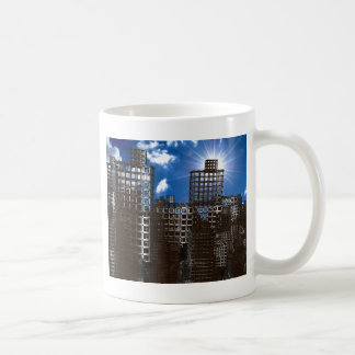 Apocalypse in the sun coffee mug