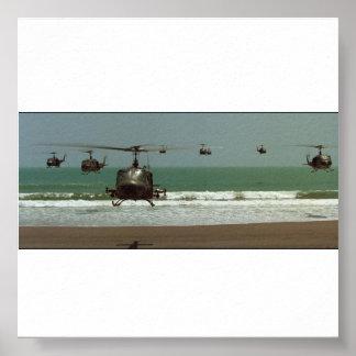 Apocalypse Now Huey Poster