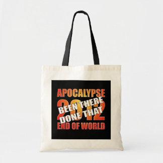 Apocalypse Survivor Canvas Bag