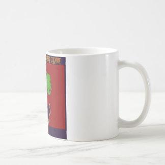 apocalypsecow basic white mug