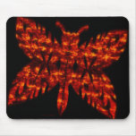 Apocalyptic Butterfly Mouse Pads