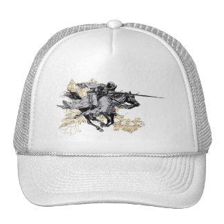 Apocalyptic Horseman Cap