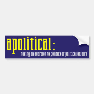 Apolitical gifts t shirts art posters other gift Stickers definition