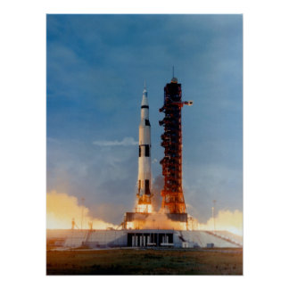 Apollo 10 Launch Print