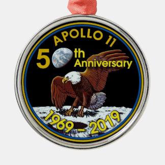 Apollo 11 50th Anniversary Christmas Ornament