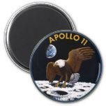 Apollo 11 fridge magnets