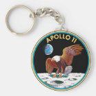 Apollo 11 key ring