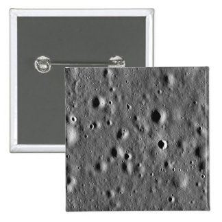 Apollo 11 landing site 15 cm square badge