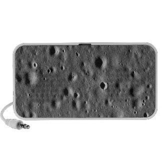 Apollo 11 landing site iPhone speakers