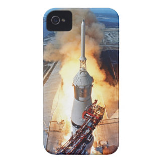 Apollo 11 Launch iPhone 4 Cover
