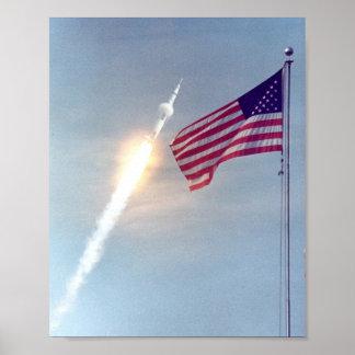Apollo 11 Launch Posters