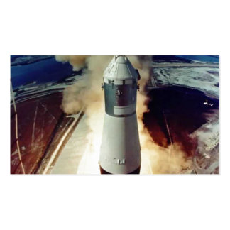 Apollo 11 Lift Off Pack Of Standard Business Cards
