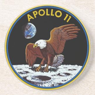 Apollo 11 Moon Landing Coaster
