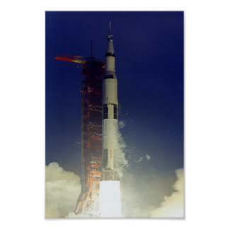 Apollo 12 Launch Print