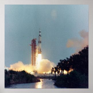 Apollo 13 Launch Posters