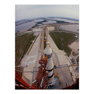 Apollo 13 on the Launch Pad Posters