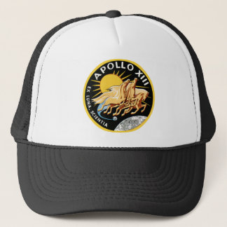 Apollo 13 trucker hat