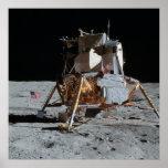 Apollo 14 Lunar Module Poster