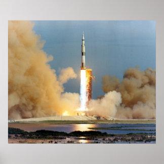 Apollo 15 Launch Print