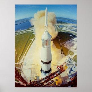 Apollo 15 Launch Posters