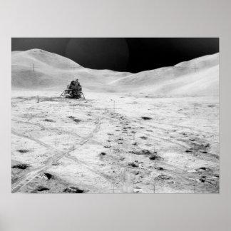 Apollo 15 Lunar Module Posters