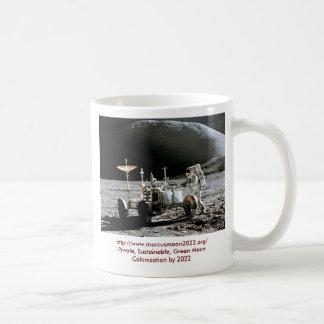 Apollo 15 Lunar Rover - Moon Colony 2022 Coffee Mug