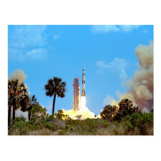 Apollo 16 Launch Post Cards