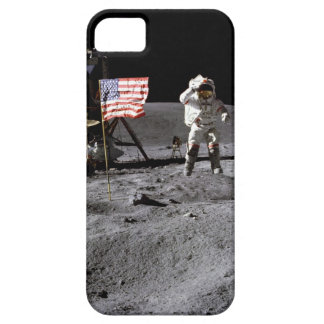 Apollo 16 Salute iPhone 5 Cover