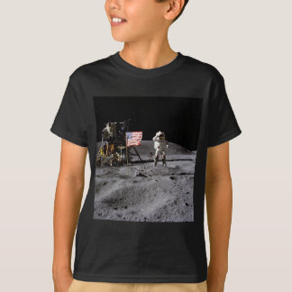 Apollo 16 Salute T-Shirt