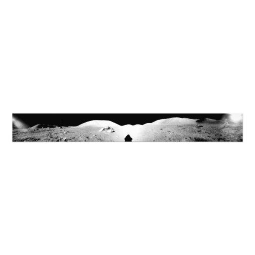 Apollo 17 assembled panorama 2 photo