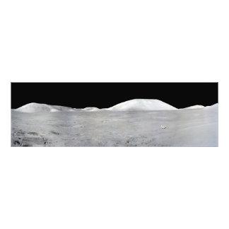 Apollo 17 Panorama Photo