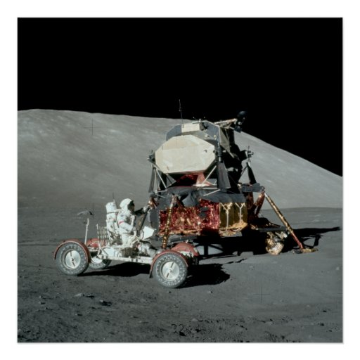 Astronomy and Space: 1969: First Manned Moon Landing