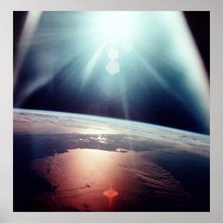 Apollo 7 Florida Poster