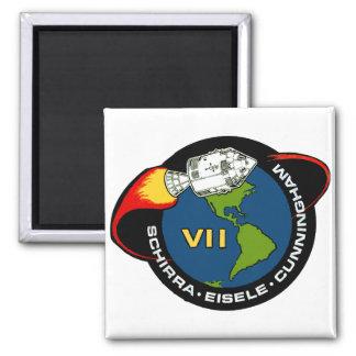Apollo 7 magnets