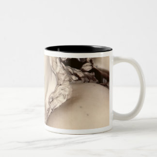 Apollo and Daphne detail of Daphne s head Coffee Mug