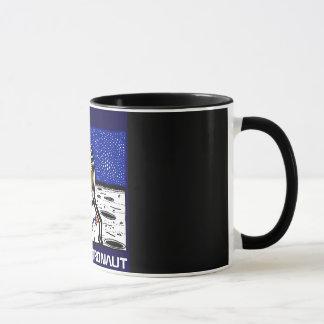 Apollo Astronaut mug by ScienceFrontiers