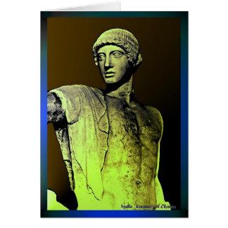 Apollo at the mirrow cards