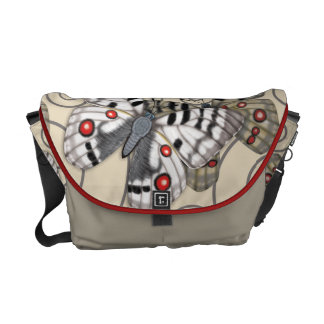 Apollo Butterfly Light Courier Bag