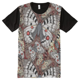 Apollo Butterfly Madness All-Over Print T-Shirt